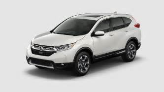 color options 2017 honda cr v color options