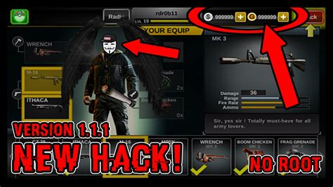 tutorial hack dead trigger 2 new dead trigger 2 hack mod no root unlimited