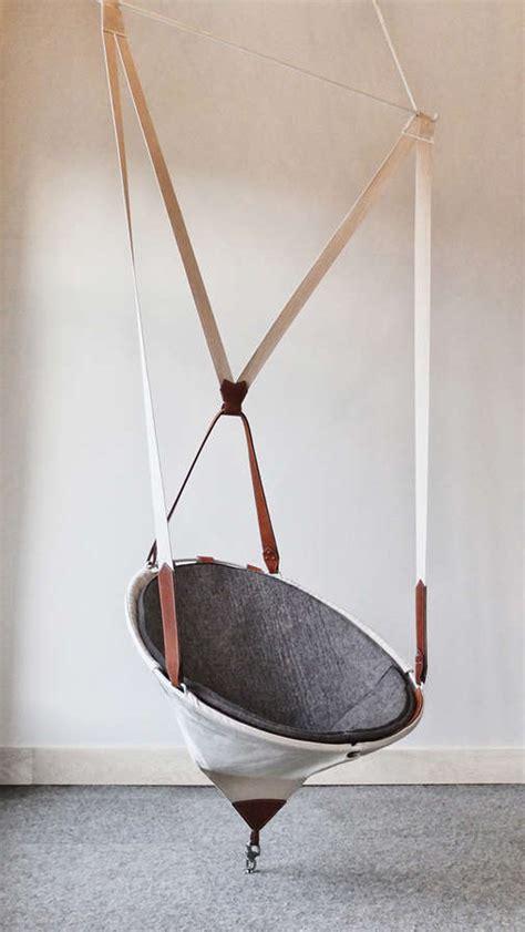 swinging chairs organically structured swinging seats felix guyon