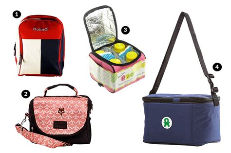 Gabag Groovy Backpack Cooler Bag 4 pilihan tas penyimpan asi smartmama