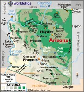 mesa map tourist attractions travel map vacations