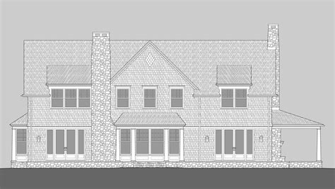 Deer Pond Shingle Style Home Plans By David Neff Architect | deer pond shingle style home plans by david neff architect