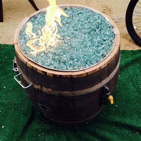 Wine Barrel Fire Pit Wine Barrel Whisky By Whiskey Barrel Pit