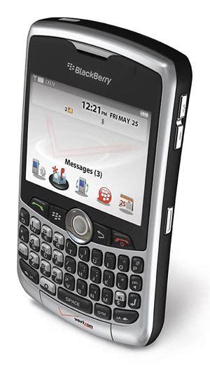 verizon wireless launches blackberry 8330 curve ahead of
