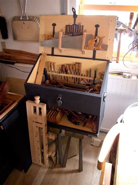 quick notes  atlanta  tools tool chest wood