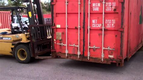 How To Move A by Shipping Containers Are Easy To Move