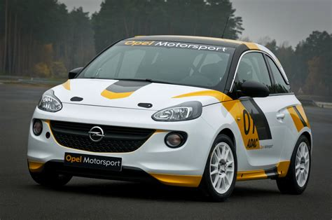 opel rally car opel astra opc to race adam to rally in 2013 photos 1