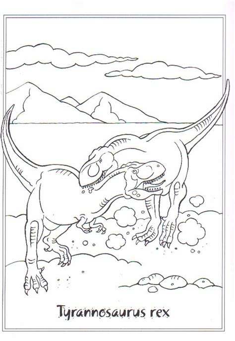intricate dinosaur coloring pages free coloring pages of dinosaurus t rex