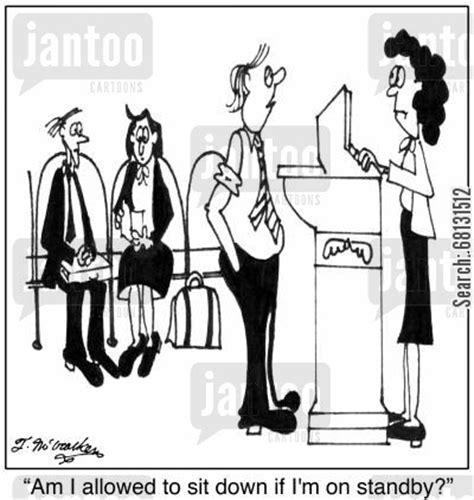 standing room cartoons humor from jantoo cartoons