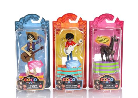 coco toys dan the pixar fan coco 3 in 1 motion figure collection