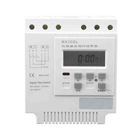 Taffware Digital Timer Switch Ax300 Timers Controllers Archives Page 3 28 Images 4 Zone Garden Irrigation System Lcd Water Timer