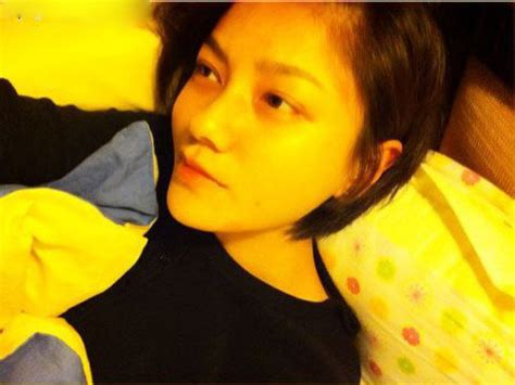 pictures of chinese female celebrities without makeup this