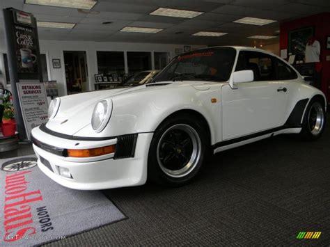 Porsche 911 Turbo 1980 by 1980 Grand Prix White Porsche 911 Turbo Coupe 49748483