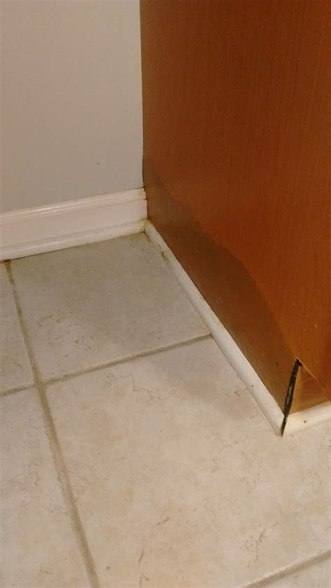 mold under sink particle board how to start investigating the source of this leak in the