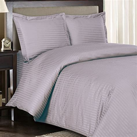 california king goose down comforter royal hotel s california king size striped lilac 300