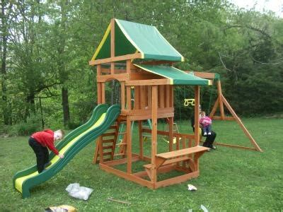 pathfinder swing set pin by tamara niquette on treehouse pinterest