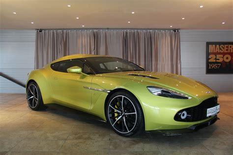 Aston Martin Zagato For Sale by Aston Martin Vanquish Zagato For Sale Hypercars Le