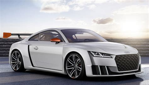 Audi TT Clubsport Turbo Concept The Awesomer