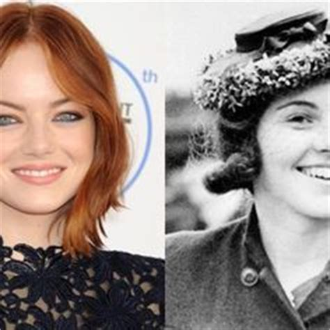 emma stone kennedy movie jack is the face of america rosemary kennedy pinterest