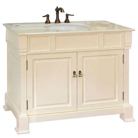 42 inch sink vanity 42 inch single sink wood vanity in bathroom vanities