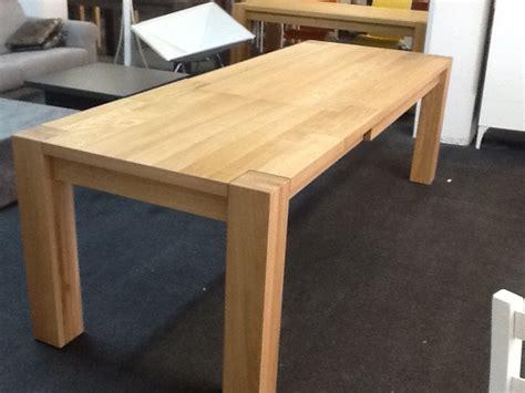 tavolo massiccio tavolo in rovere massiccio nat tavoli a prezzi scontati