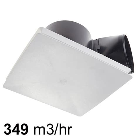 Ceiling Exhaust Fan by Rapid Response Ceiling Exhaust Fan Square White