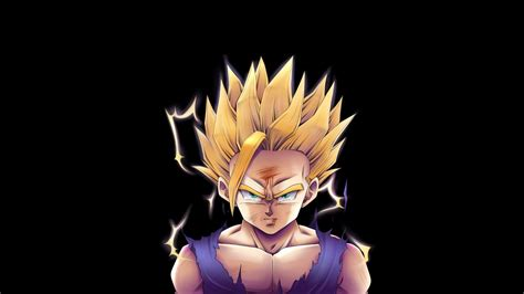 wallpaper dragon ball z gohan dragon ball z wallpapers gohan wallpaper