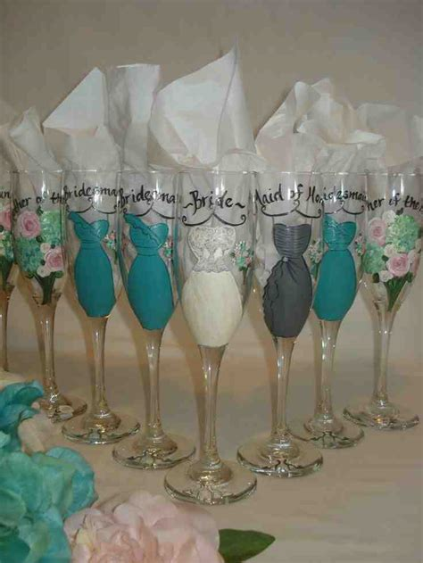 Wedding Party Gift Ideas For Bridesmaids   Wedding and