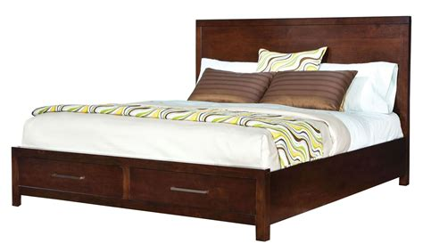 queen panel bed metro dark merlot queen panel storage bed 87950 standard