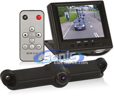 open road quickvu battery powered wireless backup camera