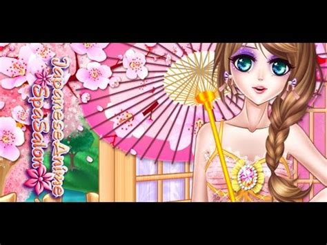 hairdresser games japanese japanese anime spa salon android apps on google play