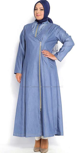 Gamis Besar 10 model baju muslim dewasa ukuran besar terbaru 2016