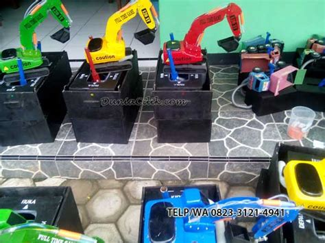 Mainan Eksavator Mini Masih Ready Banyak 0823 3121 4941 excavator mainan hidrolik air kayu info