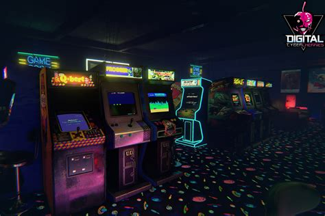 one room game newretroarcade is a perfect game room in virtual reality