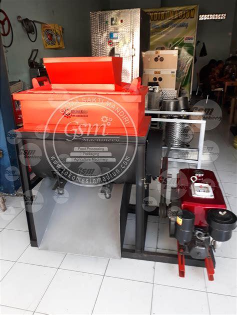 Pakan Ikan Lele Otomatis mesin pengaduk pelet toko alat mesin usaha