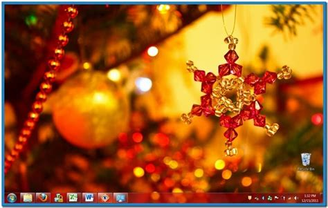 windows 7 christmas lights screensaver download free