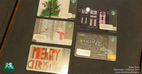 Starbucks Gift Card Designs 2016 - starbucks christmas 2015 holiday card designs hello welcome to my blog