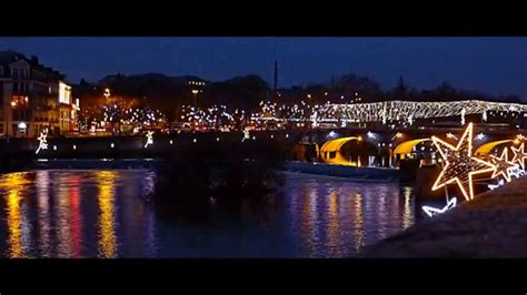 lava l laval france christmas lights 2015 youtube