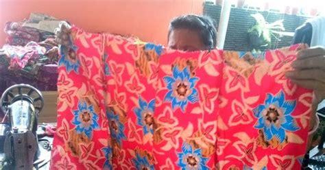 New Daster Lowokalongkelelawar Batik Printing Dpt002 04 daster batik sambungan
