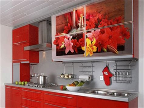 kitchen stickers wall decor home trendy