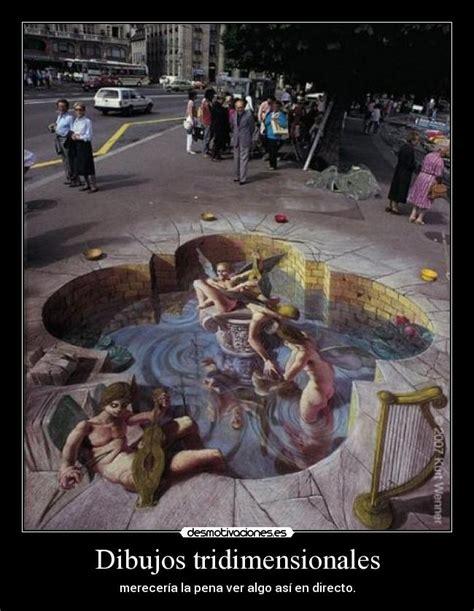 imagenes tridimensionales figurativas dibujos tridimensionales desmotivaciones