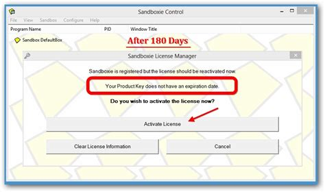 Sandboxie Giveaway - sandboxie 4 04 with 6 month serial with no expiration date giveaways nsane forums