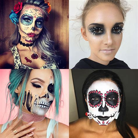 halloween themes for instagram the best halloween make up ideas from instagram photo 1