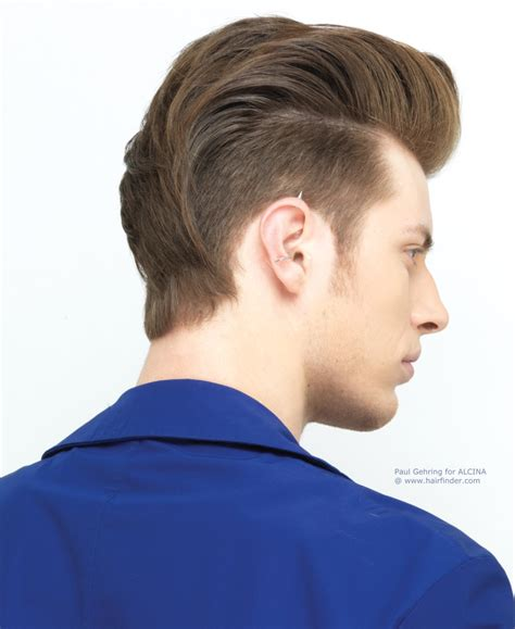 Undercut Hairstyle by Indian Undercut Hairstyle For Back View