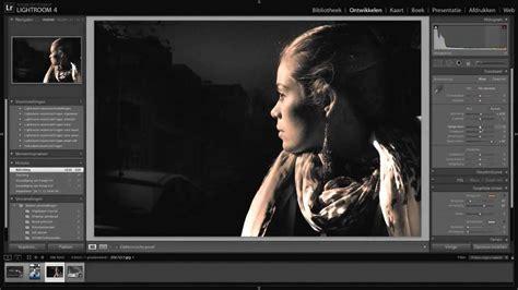 tutorial edit gambar guna lightroom lightroom tutorial zwart wit korrel vignetten sepia