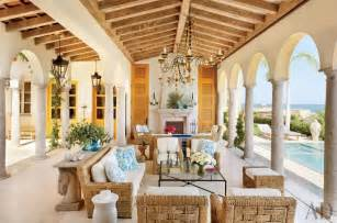 Exotic Home Interiors Mexican Villa Betterdecoratingbible