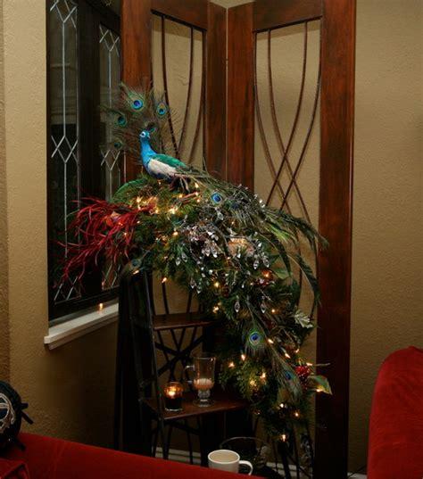 christmas decorations traditional living room san
