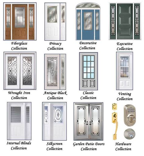 front door types front door styles collections