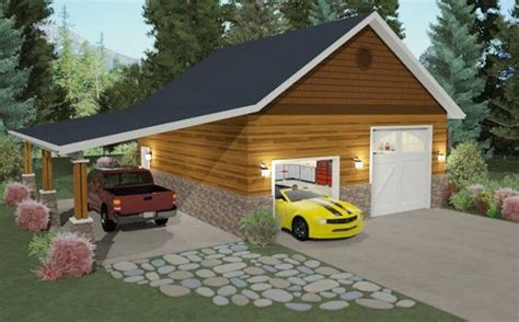 Carport Attached To Garage by Attached Carports Plans How To Create A Carport Chief