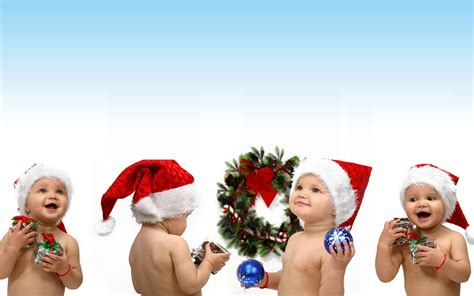 1920x1200 christmas children desktop pc and mac wallpaper
